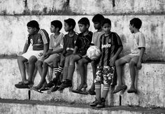 Football in my Third World Country – Part I
