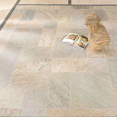 Slate - riven oyster slate tiles from Stoneworks