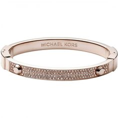 Ladies Michael Kors PVD rose plating Bangle MKJ2747791