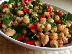 Nohut Salatası Tarifi | İyi Yemek Tarifleri