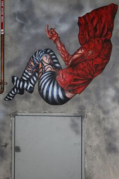 street art by Urban Cake Lady.