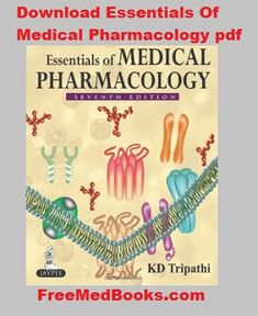 KD Tripathi Essentials of Medical Pharmacology pdf Review and Download Free