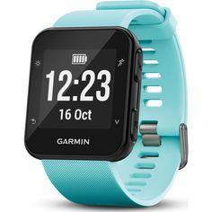Garmin Forerunner 35 GPS HR Running Watch | Frost Blue