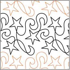 Star Dance. A single row is 8.5