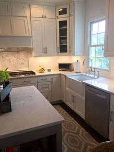 Friend's Houses: Anna's Kitchen Renovation — The Fat Hydrangea