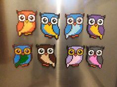 #perler #owl #hama