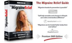 Discover The Secret To Completely Eliminating Your Migraine Pain Forever In The Next 48 Hours & Never Spend Another Dime On Expensive, Dangerous Treatments