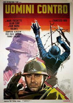cover maniak!: Uomini contro (1970)