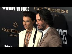 Reeves and Fishburne reunite for 'John Wick: Chapter 2' - YouTube