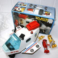 Un regalo que me hace acordar a mi papá #Playmobil