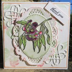 We're heading over to Anesha's place today to see two fabulous creations she made using the Eucalyptus clear stamp set. 1st Christmas, Christmas Candy, Infinity Card, Fabric Crafts, Paper Crafts, Irish Blessing, Altered Books, Digital Stamps, Clear Stamps