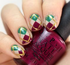 31DNAC Day 25: Inspired By Fashion - The Nail Polish Challenge