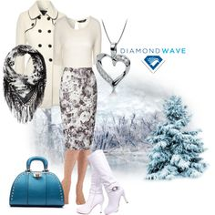 """In love with winter"" by maria-kuroshchepova on Polyvore"