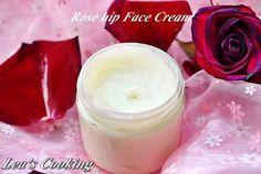 An Organic Rosehip Calendula Facial Cream You Can Make At Home