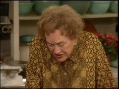 Bearnaise Sauce with Julia Child, Martha Stewart, & Jacques Pepin. I love watching Julia & Jacques cook together. French Sauces, French Dishes, French Food, Béarnaise Sauce, Sauce Tzatziki, Chefs, French Cooking Recipes, Jacque Pepin, Rachel Ray