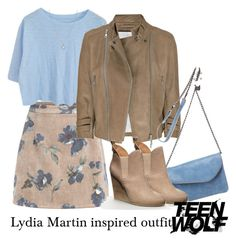 Lydia Martin inspired outfit/TW by tvdsarahmichele on Polyvore featuring McQ by Alexander McQueen, HOBO and Finn