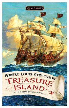 ~This was a fun book to read! Was sorry when it ended! Treasure Island -Robert Louis Stevenson