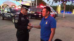 """PF aplican el Programa """"Conductor Designado"""" en Plaza Carnaval"""