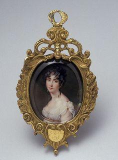 Portrait of Empress Josephine ,   1814  Roshar