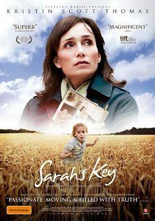 A chave de Sarah - livro e filme (com links para baixar) - * Elaine Gaspareto *