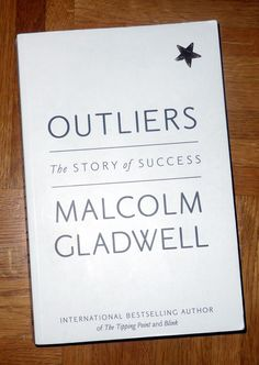 I now like non-fiction. Thanks to Malcolm Gladwell