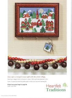 Gallery.ru / Photo # 75 - A Cross Stitch Christmas - Holiday Celebrations - ravi