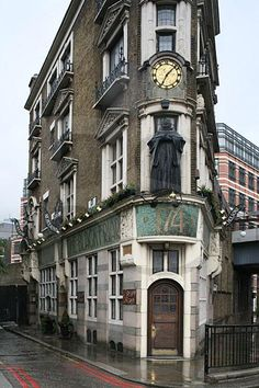 The Black Friar Pub, London