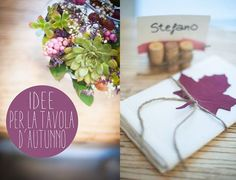 Fall Table, Easy Home Decor, Video, Diy Tutorial, Tablescapes, Ph, Gift Wrapping, Place Card Holders, Table Decorations