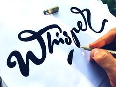 Whisper - OOH MY...