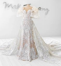 MAK TUMANG 'Likha' Dress #maktumang #fashion #moda #dress #vestido #gown Designer Wedding Dresses, Wedding Gowns, Mak Tumang, All About Fashion, Wedding Designs, Runway Fashion, Formal Dresses, Vestidos, Homecoming Dresses Straps