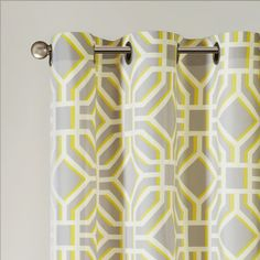 Found it at Wayfair - Maci Single Curtain Panel