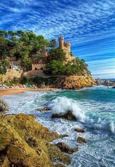 Lloret De Mar ... Costa Brava, Spain
