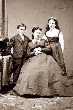 General Grant Family