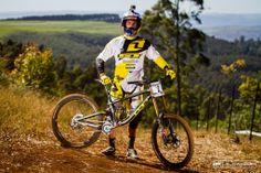 39 World Cup Downhill Bikes - Pietermaritzburg World Cup