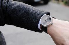 Um relógio que liga o tempo e espaço - Assuntos Criativos