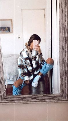 Trendy Fall Outfits, Casual School Outfits, Cute Comfy Outfits, Winter Fashion Outfits, Retro Outfits, Simple Outfits, Look Fashion, Stylish Outfits, 2000s Fashion