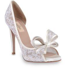 valentino bow heels - Google Search