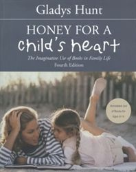Mrs. Hunt and her sweet husband were grandparent figures for me as a child! LOVE THEM!  Must read! Honey For a Child's Heart, every parent should have a copy of this book. Book lists for every age and genre including essential storyline information if its right on the edge of your child's maturity level.