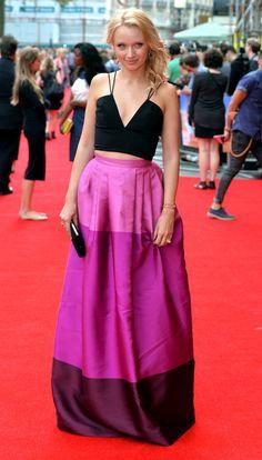 Emily Berrington // 'The Inbetweeners 2' Premieres in London