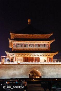 China  Xian  Bell Tower  | China photo