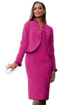 Jessica London Women's Plus Size 2-Piece Ruffle Jacket Dress Bright Jessica London http://www.amazon.com/dp/B00GRZ42DI/ref=cm_sw_r_pi_dp_3vIdub16MT9C6