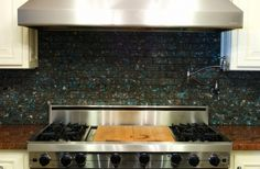 The room in the home that facilitates the preparation of meals has always been a central spot and if the home is where the heart is, the kitchen is the heart of the home. The right kitchen backsplash designs can dramatically improve the look and appeal of this essential room. In fact, many backsplashes become […]