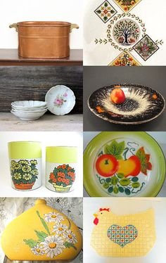 Country Kitchen Dreaming by Andy Anderson on Etsy--Pinned with TreasuryPin.com
