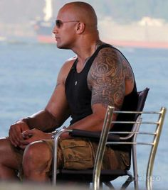 Dwayne Johnson - Dwayne Johnson tattoos symbols tattoos back - Dwayne Johnson – Dwayne Johnson tattoos symbols tattoos back tattoos mea - The Rock Dwayne Johnson, Dwayne The Rock, Rock Johnson, My Rock, Lauren Hashian, Rock Tattoo, People Of Interest, Samoan Tattoo, Japanese Tattoos