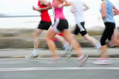 Runners, blurred motion. Group of runners compete in the race, blurred motion #Sponsored , #paid, #Sponsored, #blurred, #compete, #race, #motion Motion Images, Blur, Photo Library, Runners, Competition, Athlete, Challenges, Racing, Stock Photos
