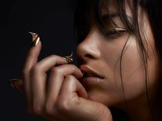Metal Nail Jewellery
