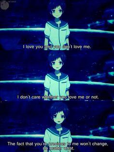 Anime : nagi no asukara