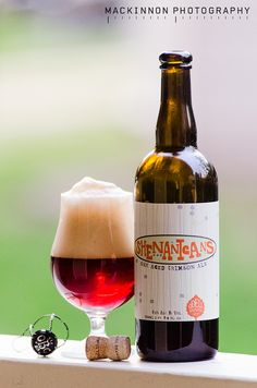 Odell Brewing Company - Shenanigans by MacKinnon Photography, via Flickr