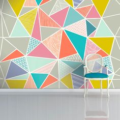 Designer wallpaper found on thedesignsheppard.com