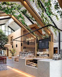 "9,983 kedvelés, 39 hozzászólás – ARCHITECTURE DOSE (@architecturedose) Instagram-hozzászólása: ""#architecturedose Describe this Interior in ONE Word! ・BOUTIQUE COFFEE By Coperaco Cafe Architects…"""